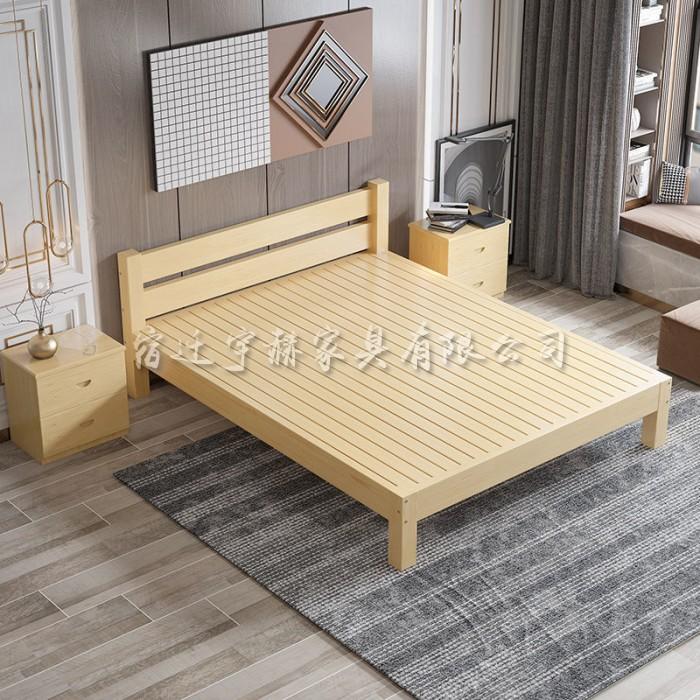 实木榻榻米床